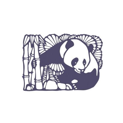 Naklejka Panda
